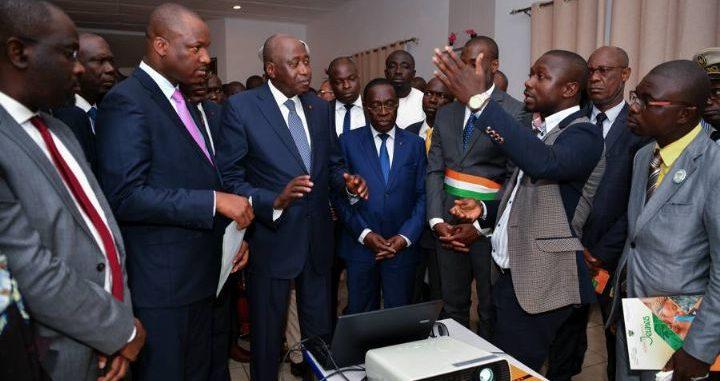 Côte d'Ivoire : lancement des Guichets Emploi: un maillon essentiel dans la prise en charge efficace des jeunes, selon le premier ministre