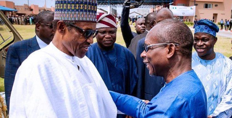 Relation Talon-Buhari : Ça échange beaucoup ces jours-ci