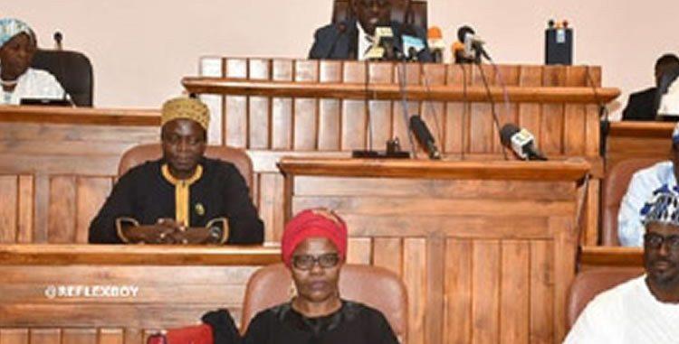 Budget 2020 de l'Assemblée nationale : Les salaires aux suppléants rangés