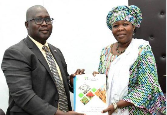Assemblée nationale: Renova plaide pour l'adoption de lois sur le secteur agricole