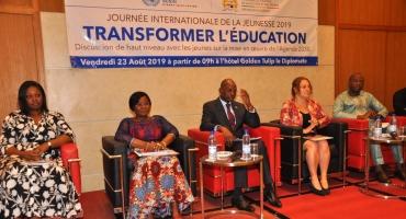 Journée internationale de la jeunesse 2019: Réfléchir sur les enjeux de l'éducation