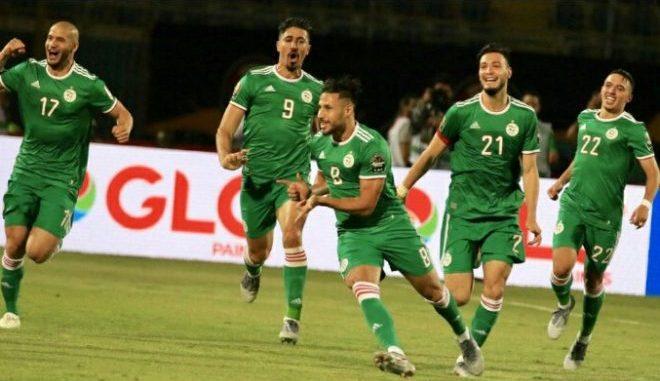 AFRIQUE/Sport Journée FIFA : laborieuse victoire de l'Algérie face au Bénin