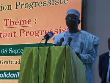 Journées de l'Union progressiste : Bruno Amoussou définit le profil du bon militant