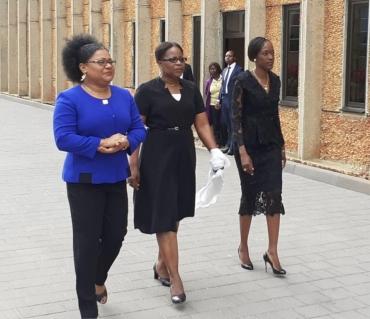 Présidence de la République: Les nouveaux ministres entrent en scène