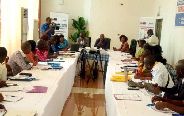 Atelier de formation du consortium Changement Social Bénin-Pascib-Wanep Bénin : Pour une gestion Axée sur les Résultats de Développement