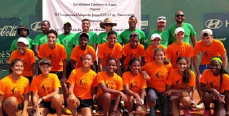 12e Masters africain des 14 ans et moins de tennis: La Béninoise Gloriana Nahum finit dans le top 5