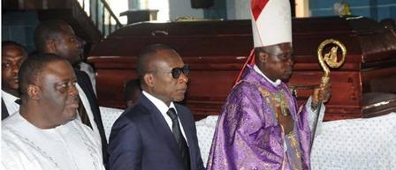 Messe d'inhumation du Frère Melchior à Porto-Novo: Tous unis pour dire adieu à Tévoèdjrè