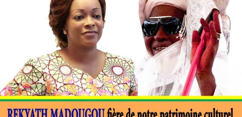 Bénin : Réckyath Madougou célèbre la GAANI en communion avec les femmes
