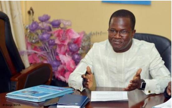 Société Nationale des Eaux du Bénin « Bientôt les abonnés vont payer les factures en ligne » (Camille Dansou)