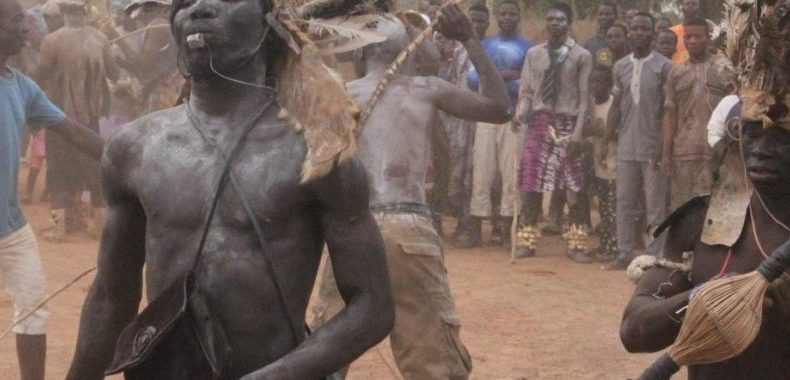 Fête de la chicotte à Parakou: Le courage Lokpa à travers l'épreuve de la flagellation
