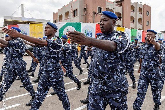 Sécurité Création d'une unité spéciale très équipée à la Police Républicaine