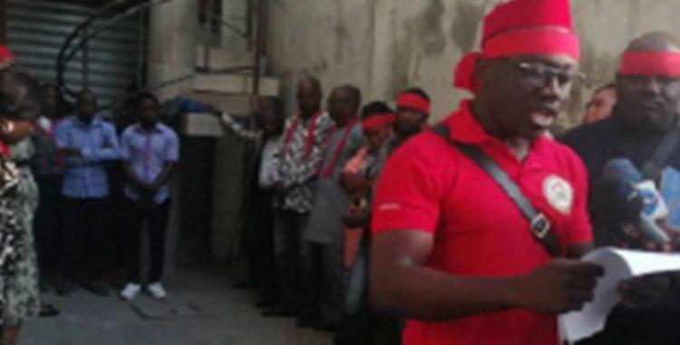 Contrelec: Les travailleurs crient leur ras-le-bol et revendiquent