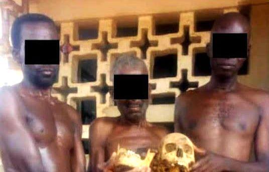 Akodéha ( Commune de Bopa) 03 hommes appréhendés pour profanation de tombe