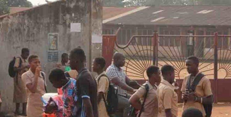 Ceg Titirou de Parakou: 16 élèves suspendus pour indiscipline