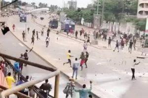 Coronavirus: Des affrontements font un mort à l'UAC