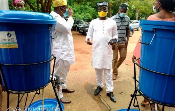lutte contre le Covid-19 au Bénin : L'Association Promo SE 96 au secours des étudiants de la Faseg