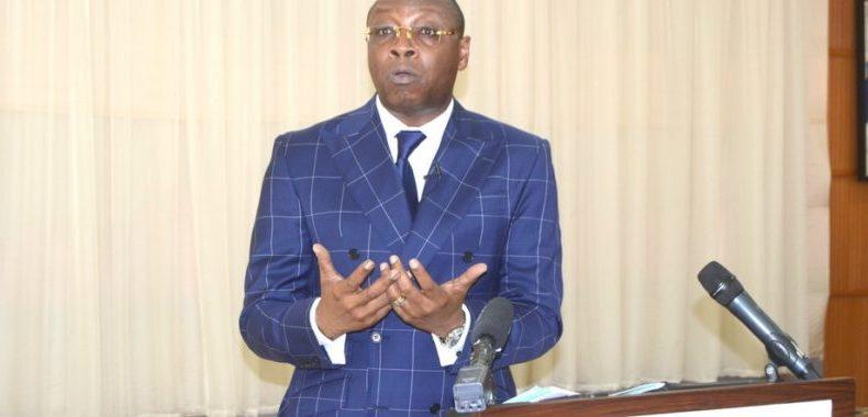 Présidentielle de 2021 : « Je suis heureux que nous soyons à trois duos dans notre pays », dixit Alain Orounla