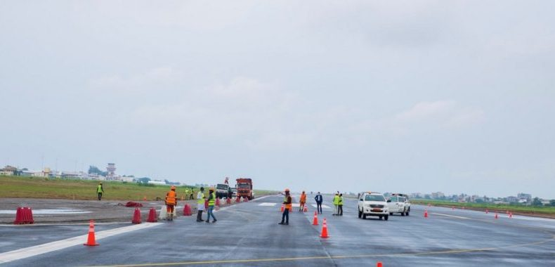 Modernisation de l'aéroport de Cotonou: Les chantiers livrés avant la fête de l'indépendance