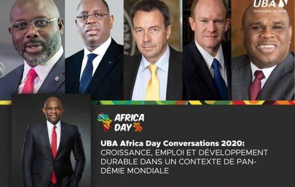 COVID-19 : LE GROUPE UBA CONVIE DES DIRIGEANTS AFRICAINS POUR LE DEVENIR DU CONTINENT AFRICAIN