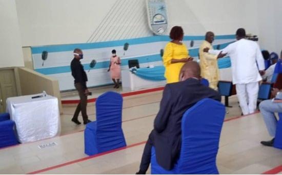 Installation du Conseil municipal de Cotonou : Le consensus non encore établi autour d'un candidat à l'UP