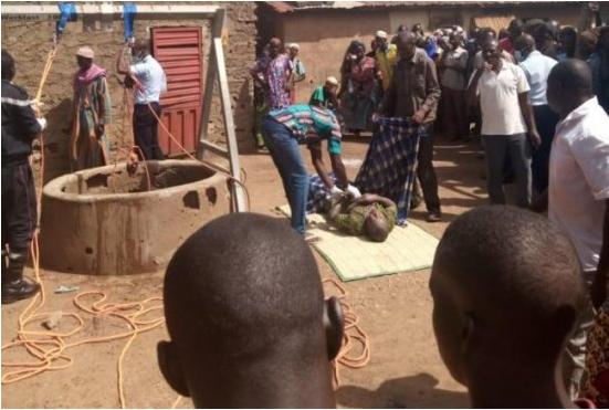 Kandi : Le corps d'un homme repêché dans un puits