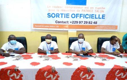 Sortie de mouvement politique: Les « Bataillons de Patrice Talon » naissent pour susciter sa candidature et sa réélection en 2021