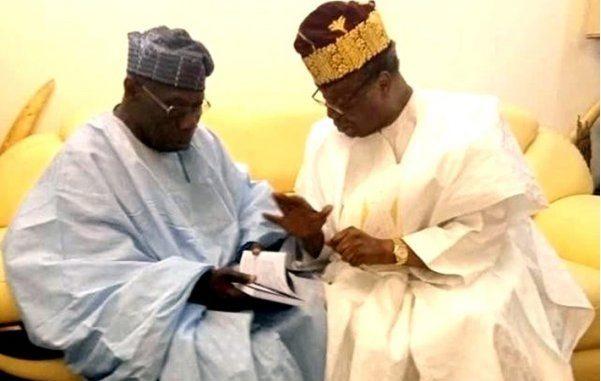 Actualité sous-régionale ; Soglo et Obasanjo passent en revue les grands sujets de l'intégration de la Cedeao