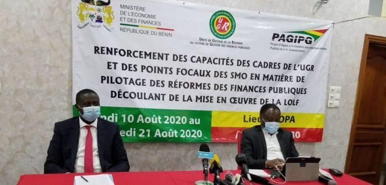Gestion des finances publiques: Les acteurs s'imprègnent des réformes budgétaires