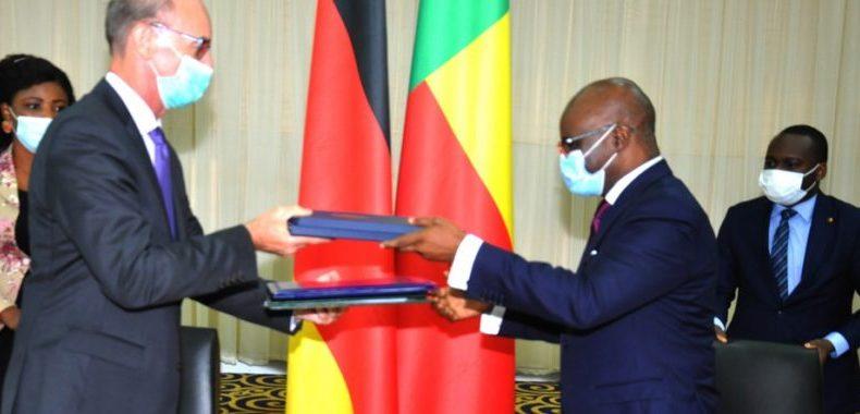 Financement de projets de développement: L'Allemagne réitère son accompagnement au Bénin