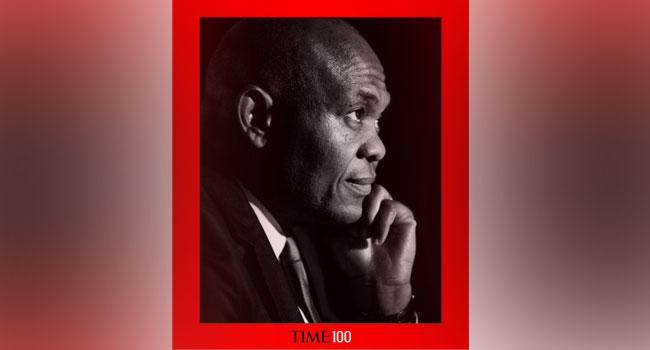 100 PERSONNALITÉS LES PLUS INFLUENTES DU MONDE EN 2020 : TONY ELUMELU DÉSIGNÉ DANS LA CATÉGORIE DES « TITANS »