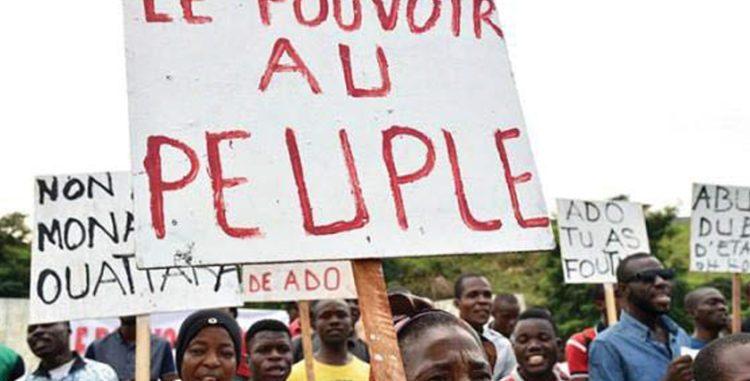 Recul de la démocratie et des libertés en Afrique de l'Ouest: Le rapport de Civicus épingle le Bénin, la Côte d'ivoire…