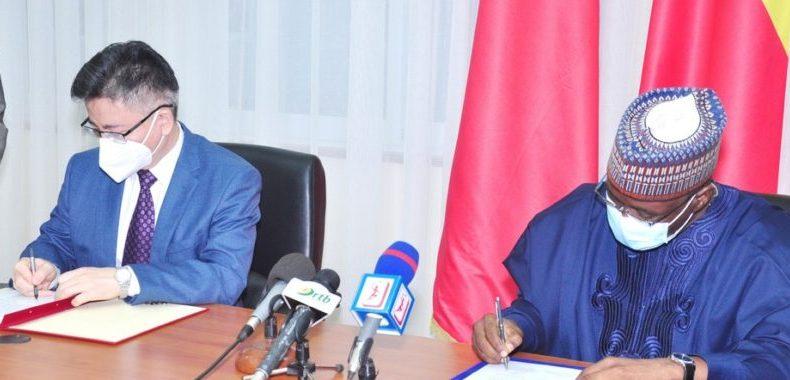 Acquisition de vaccin contre le Covid-19 : La Chine signe un accord avec le Bénin