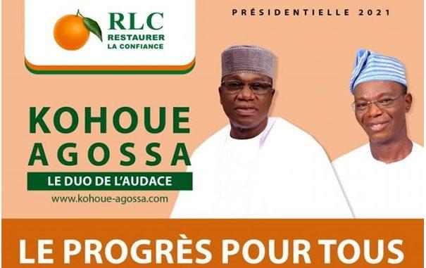 Dynamique Restaurer la Confiance : Le duo Kohoué-Agossa : une politique offensive de l'emploi pour aider les jeunes
