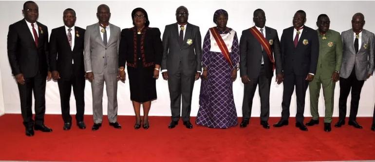 Ordre national du Bénin: Plusieurs cadres distingués