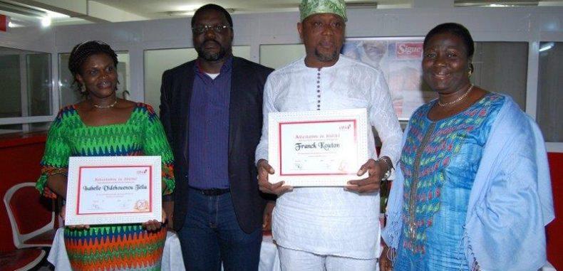 UBA Bénin honore ses Employés fidèles