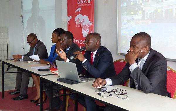 Coaching de UBA Bénin pour les jeunes en leadership