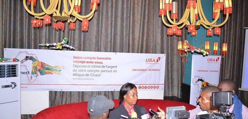 Après la zone CEMAC, UBA lance sa solution de transactions transfrontalières UBA CONNECT dans la zone UEMOA.