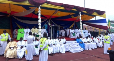 70 ans de l'église du christianisme céleste : Les projecteurs éteints sur les manifestations à Porto-Novo