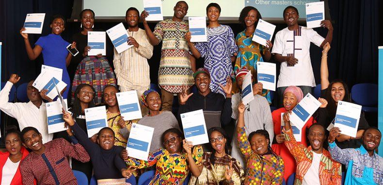 105 bourses de Masters Developing Solutions Université de Nottingham (Angleterre) 2020/2021 + 8 Bourses partielles Masters pour étudiants Africains