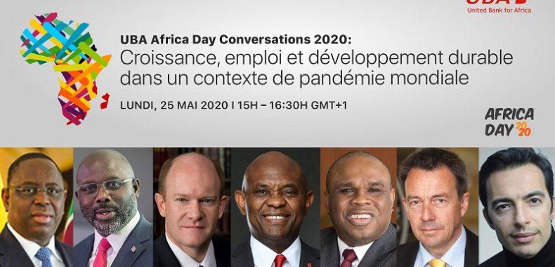 UBA Africa Conversations pour célébrer la Journée internationale de l'Afrique