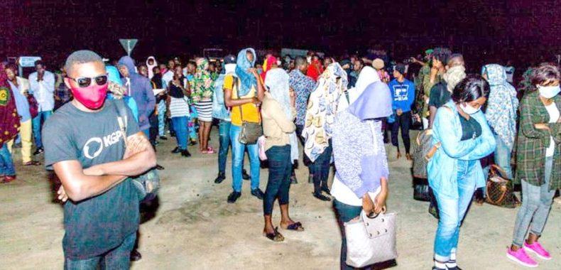 Rapatriement des Béninois du Ghana: Le gouvernement joue sa partition jusqu'au bout