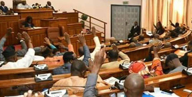 Examen du projet de budget 2022 du Parlement : Les députés en session extraordinaire dès ce jeudi