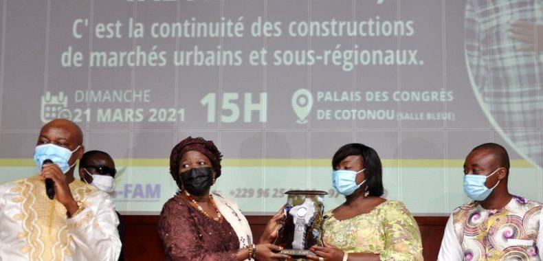 Pour la poursuite de l'urbanisation des marchés: Le Mouvement Force Fam s'allie au duo Talon – Talata