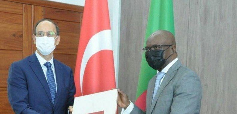 Recep Tayyip Erdogan à Patrice Talon: « Je félicite de tout cœur votre Excellence pour votre réélection… »