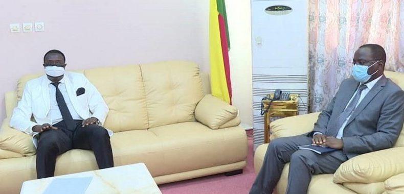 Cour suprême: Victor Dassi Adossou rassuré du soutien de l'Oif