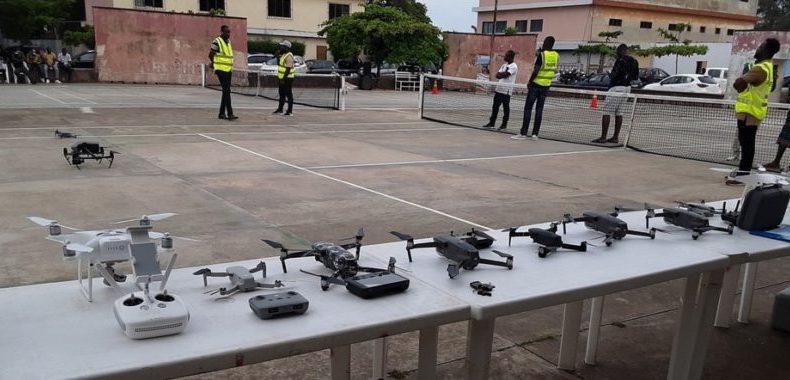 Pilotage de drone au Bénin: La certification et la maitrise de la réglementation exigées