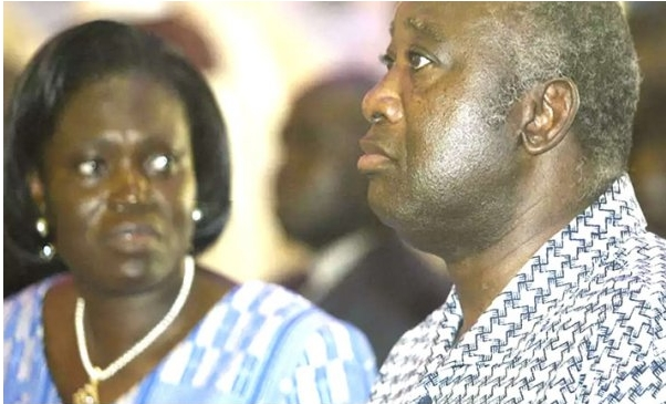 Côte d'Ivoire : Laurent Gbagbo demande le divorce avec Simone Ehivet Gbagbo