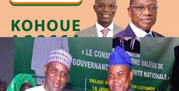 Création prochain du parti Rlc: De la concurrence pour Paul Hounkpè