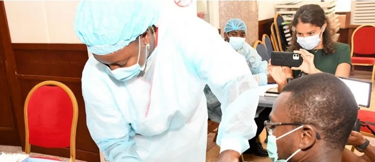 Vaccination contre la Covid-19: Exigible d'ici à là pour les grands rassemblements