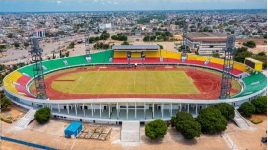 Finale de la Coupe de la Confédération à Cotonou 12.000 spectateurs autorisés au stade de l'Amitié le 10 juillet